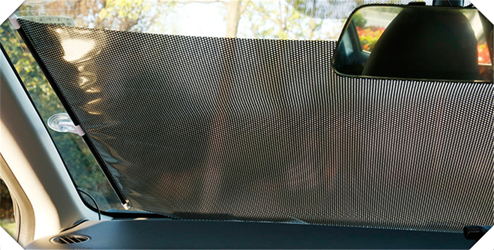 Auto SUV accessories automatic roller blind shade insulation for Honda Sports Ridgeline NeuV S660 Project D M