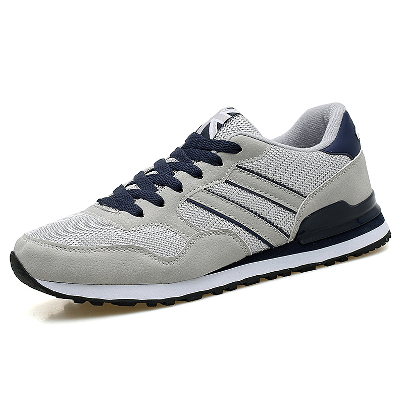 Nouvelle Marque Arrivée Hommes Chaussures de Course Respirant Espadrilles de Maille Mâle Sport Chaussures de Formation Chaussures de Course Formateur zapatos de hombre