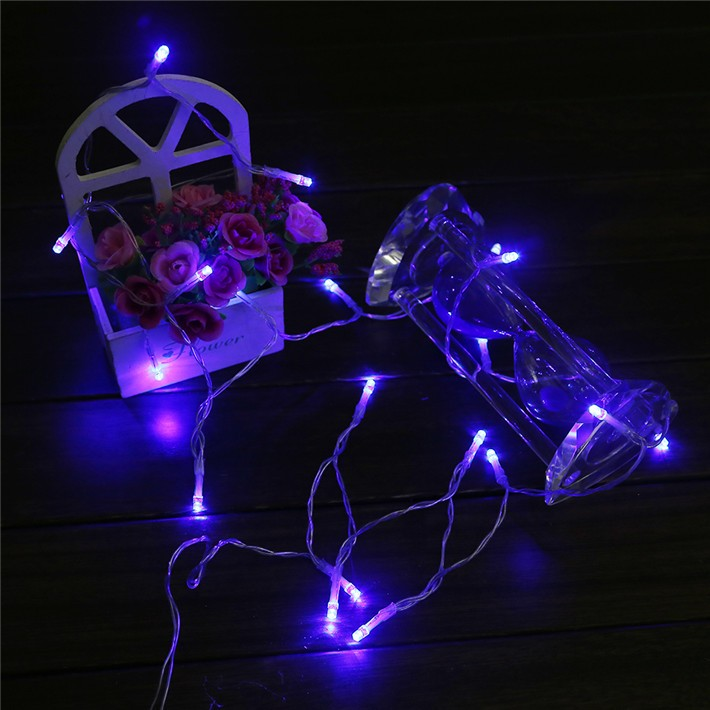 Led string light use battery fairy lights christmas party - Led light bulbs for exterior use ...