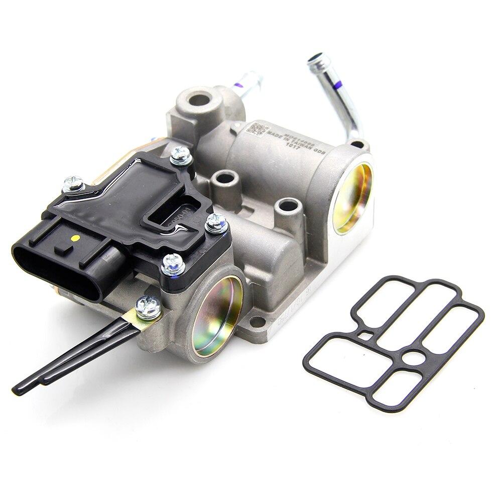 Новый замены Автоматический Клапан управления холостым ходом Клапан MD614698 MD614696, пригодный для Мицубиси Экспо Галант Эклипс 94-98
