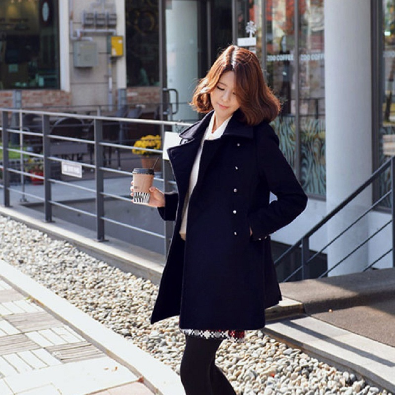 Autumn Winter women's trench outerwear women's jacket maternity jacket trench Pregnant clothing coat European Style dress 16876 2016 new hot sale maternity clothes winter coat winter outerwear maternity coat pregnant women coat jacket e532