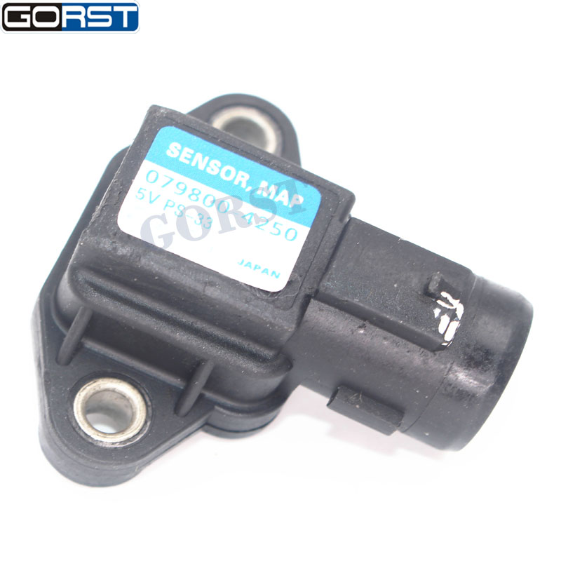 GORST Car/automobiles Intake Air Pressure MAP Sensor For HONDA CIVIC ACCORD  CRX ODYSSEY 079800