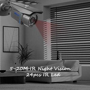 Image 4 - AHD Camera1080P Surveillance Camera Sony IMX323 20M Night Vision CCTV Camera IR Outdoor Waterproof Security Camera