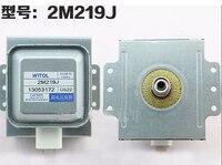 Części piekarnika mikrofalowego magnetron 2M 219J z nieogrzewaną rurką grzewczą do kontroli emisji mikrofalowej|Części do kuchenek mikrofalowych|AGD -