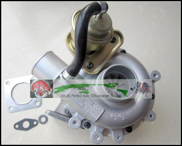 Free Ship Turbo For Mazda Bravo B2500 MPV 96-99 J82Y 2.5L 115HP RHF5 VJ25 WL11 WL1113700 VA430012 VB430012 Turbocharger Gaskets
