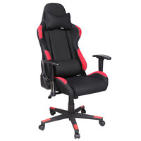 Homdox Modern Adjustable Steel Frame Recliner Office Computer Ergonomic Chair Lift Swivel Chair N30*