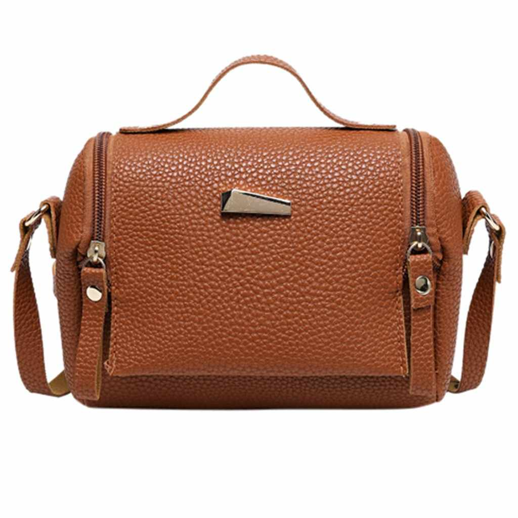 Vrouwen Messenger Bags Crossbody Lady Schouders Kussen Tas Brief Portemonnee Mobiele Telefoon Messenger Bag Lady Reizen Portemonnees en Handtassen