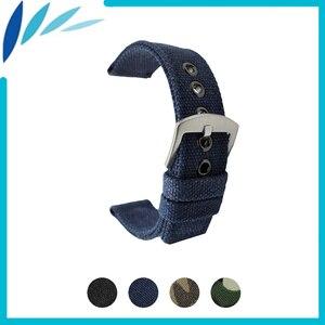 Нейлоновый ремешок для часов Nato, 18 мм, 20 мм, 22 мм, 24 мм, для Breitling, для мужчин и женщин, тканевый ремешок, браслет на запястье, черный, синий + инст...