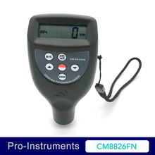 Landtek CM-8826FN Handheld Pocket Size Auto Paint Thickness Tester 50mil 1250um Paint Gauge Thickness Meter Tester with probe OD