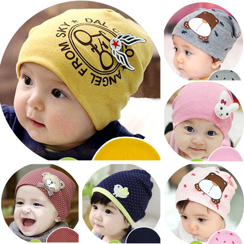 Baby Hat Newborn Baby Cap Warm Crochet Beanie For Winter Toddler Boy Girl Kids Hat Winter Newborn Photography Props Accessories
