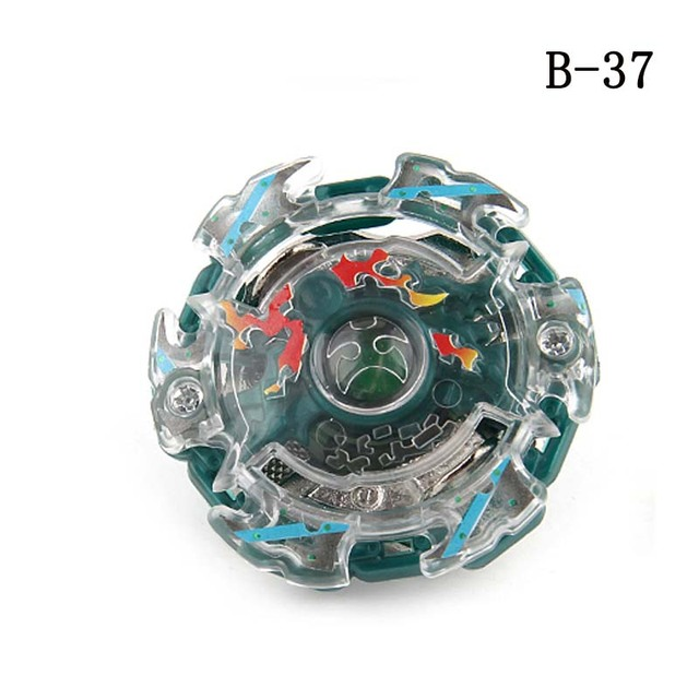 New Spinning Top Beyblade BURST 3056 B-37 With Launcher And Original Box Metal Plastic Fusion 4D Gift Toys For Children