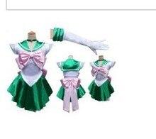 VASHEJIANG Anime Pretty Sexy Adult Sailor Moon Costume Cosplay Fantasia Female Halloween Costumes for Women Girls Fancy Dress
