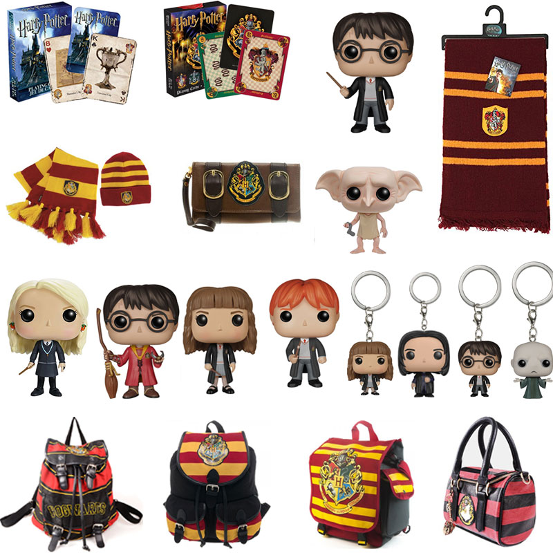 Harry Potter Backpack Bags Good Quality In Stock