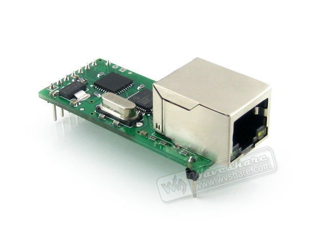USR-TCP232 High-speed Ethernet to Serial RS232 Module Convertor TCP/UDP Data to UART RJ45 Ethernet Development Kit