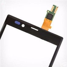 Wholesale 10pcs/lot New Original replacement touch screen For Nokia Lumia 720 touch digitizer screen glass with flex cable