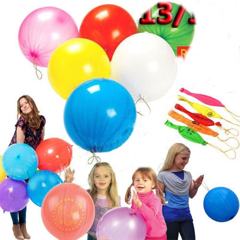 Large Punch Balloons Party Bag Toy