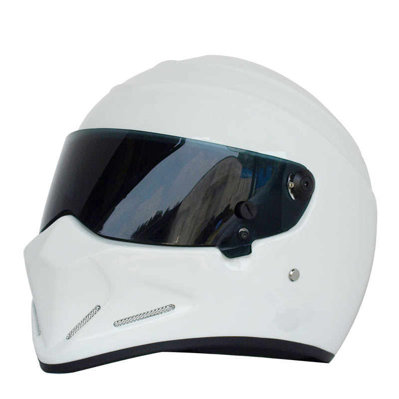 MJMOTO BRAND DOT Approved Motorcycle Helmet Safety Helmet Car Karting Racing Motocross Capacete Motorbike Full Face
