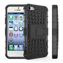 For Apple iPhone 5s Case Heavy Duty Armor Shockproof Hard Plastic Rubber Silicone Phone Case for iPhone SE Cover for iPhone 5 (