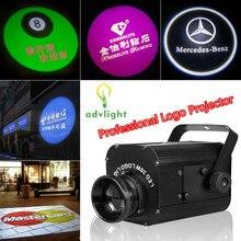 Логотип Проектор Магазин Ресторана Почте Добро Пожаловать Лазерный Проектор Тень Дизайн собственный логотип Индивидуальные Дисплей на Первом Этаже Спиннинг C