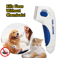 Electric Head Anti Removal Kill Lice Cleaner Pet Fleas Elect