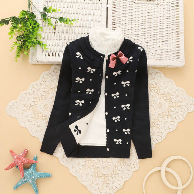 7555f66afa0b Online Shop 2018 New Autumn Winter Baby Girl Sweater Casual Style ...