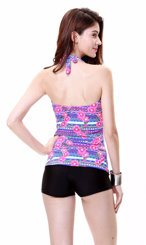 Bonverano (TM) Дамски бански халтер Twist - Спортно облекло и аксесоари - Снимка 2