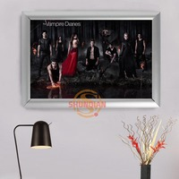 Vampire Diaries picture Photo Painted painting print on canvas for home decor painting arts Frame H0317sfg69