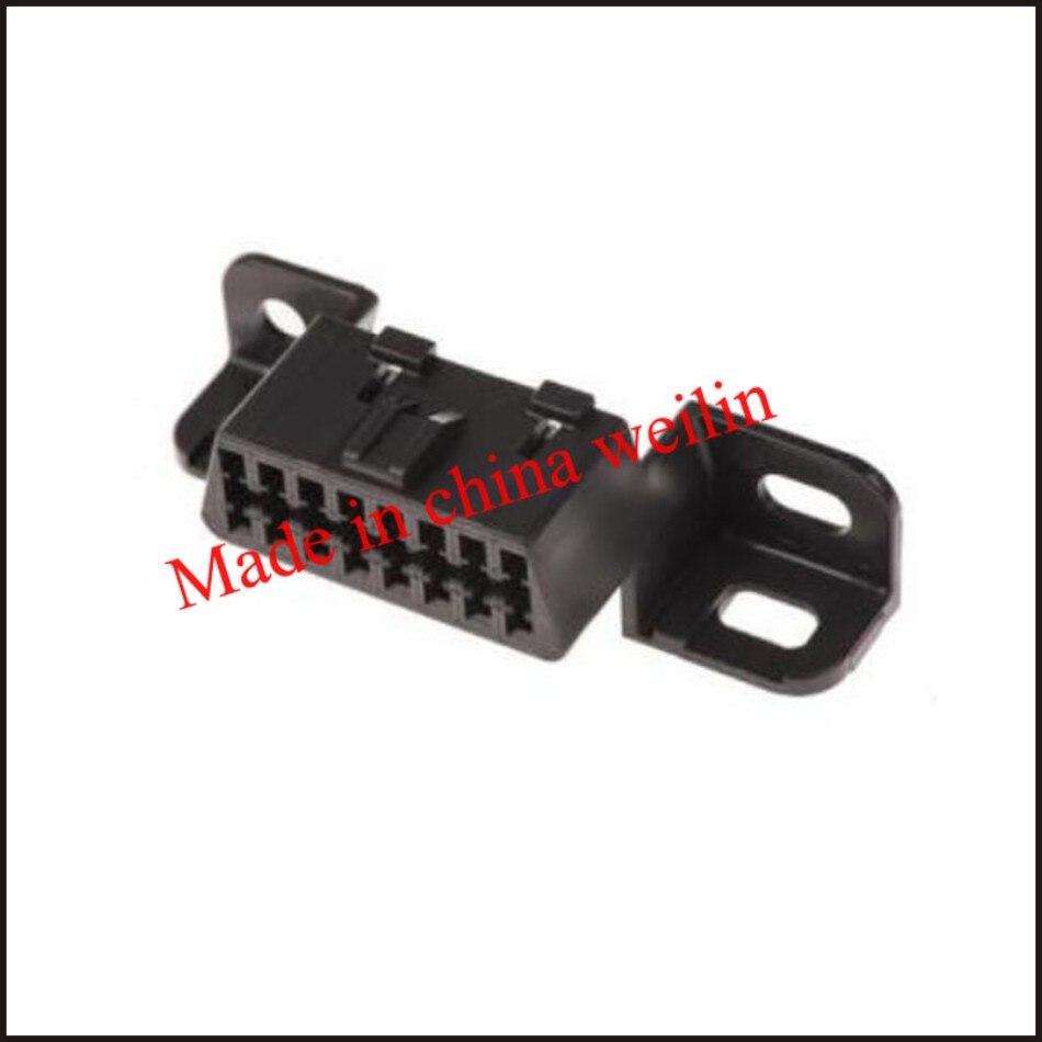 12110250 ecu 16 pin connector automotive male female wire. Black Bedroom Furniture Sets. Home Design Ideas