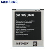 все цены на Samsung Original EB-L1M7FLU Battery For Samsung Galaxy S3Mini S3 Mini I8190 I8190N i8200 Replacement Phone Battery 1500mAh онлайн
