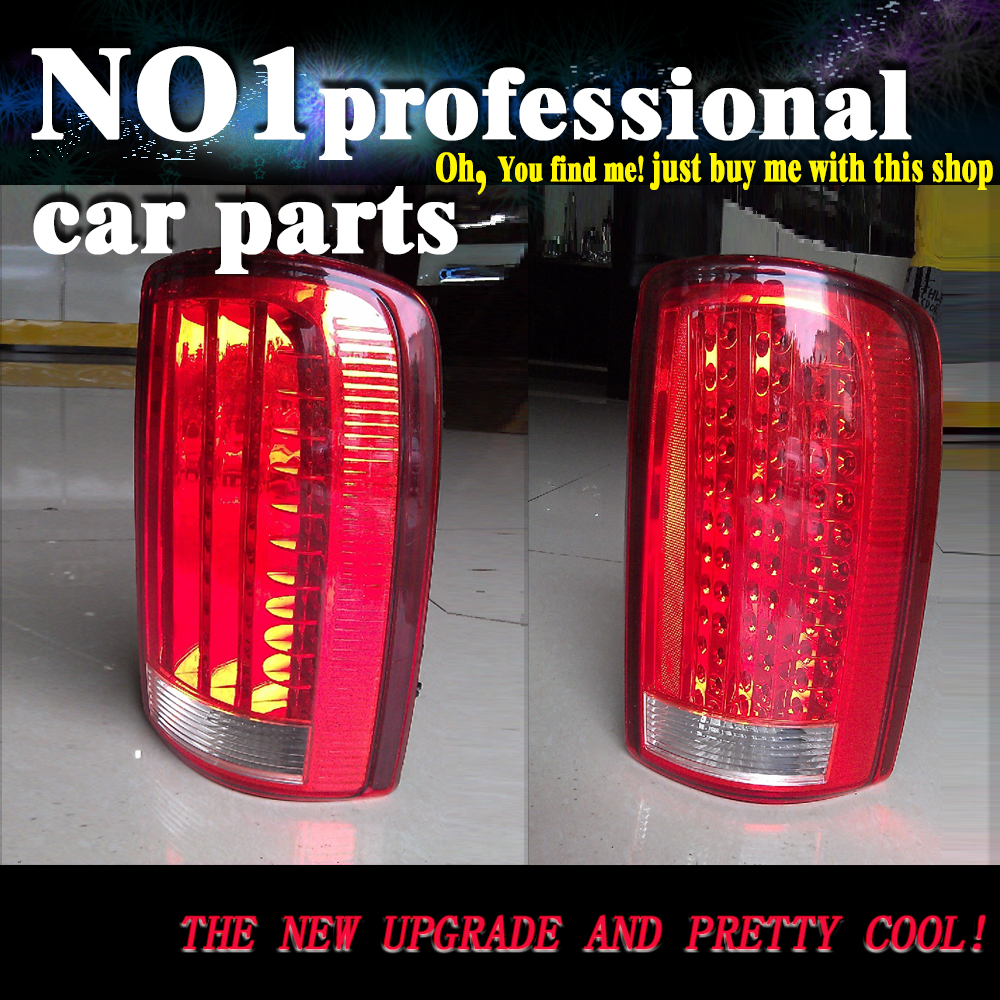 Oumiao Car Style For Gmc Yukon Taillights 2000 2007 Taillight Led Drl Rear Lamp Good Quality
