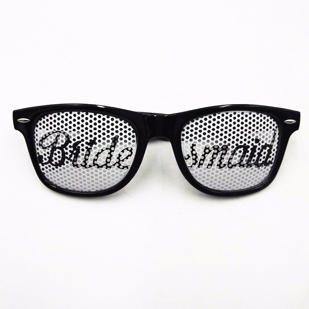 Party Bridal Wedding Party Sunglasses Bride and Groom Party ...