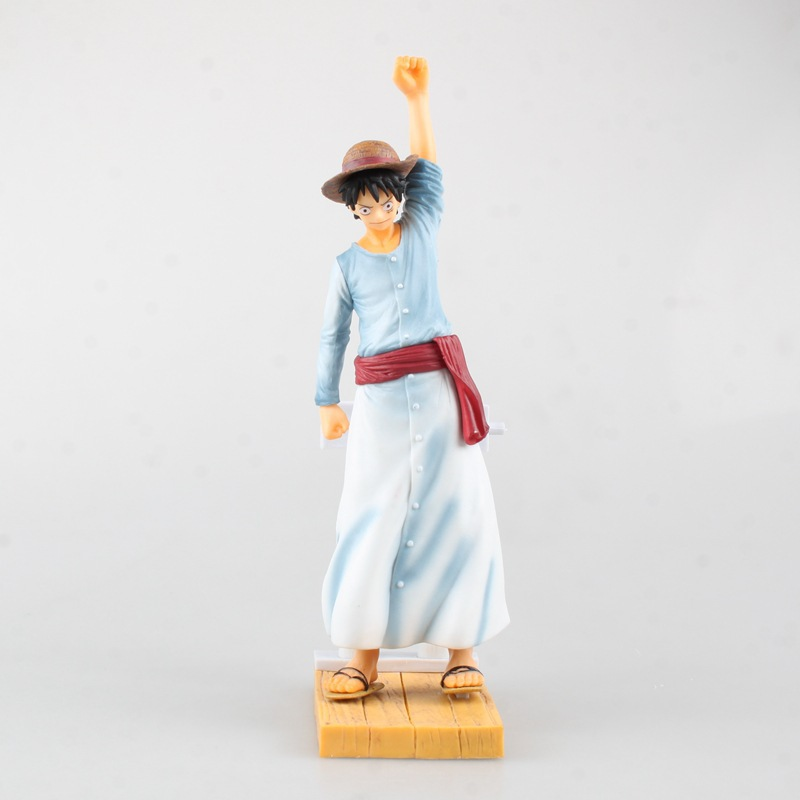 anime one piece Desert Memory The straw hat Pirates model garage kit pvc action figure classic collection toy doll anime one piece monkey d dragon model garagr kit pvc action figure classic collection toy doll