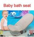 Portátil cadeira de banho do bebê ajustável assento de banho do bebê net banheira banho asiento sofá
