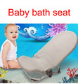 Portable Baby bath chair Adjustable seat for bathing babies in the bathroom asiento bebe net bathtub sofa