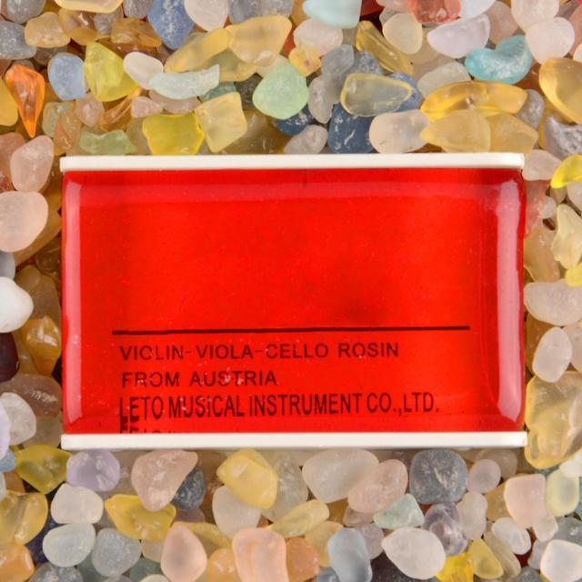 Hot Luz Natural Rosin Para Violino Violoncelo Arco Orquestra de Cordas Rosin + Caso de Alta Qualidade Instrumento Musical Violino Acessórios