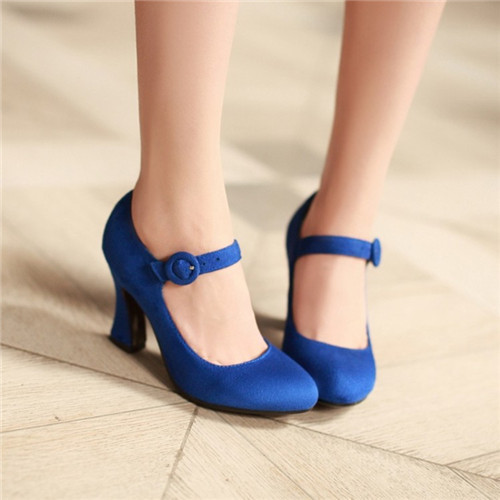Aliexpress.com : Buy PXELENA Retro Elegant Womens Mary Janes