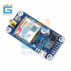 Image 2 - SIM7000C SIM7000 NB IoT / eMTC / EDGE / GPRS / GNSS sombrero para Raspberry Pi