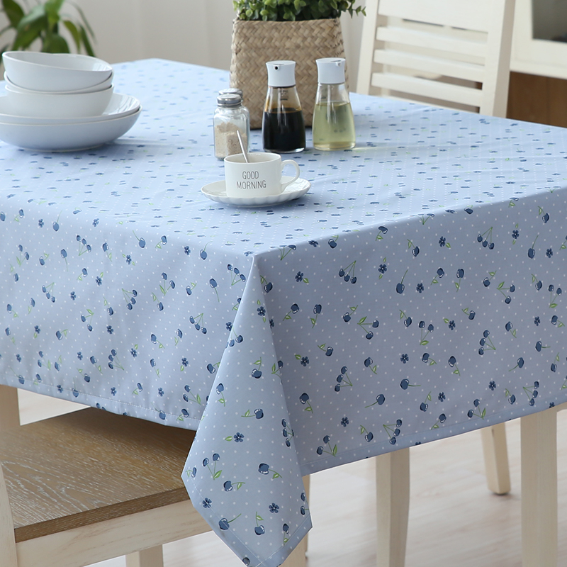 Garden Small Fresh Waterproof PVC Table Cloth Anti Oil, Anti Scald In  Tablecloths From Home U0026 Garden On Aliexpress.com | Alibaba Group