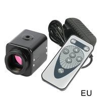 New Microscope Sets 1080P Full HD 13MP 60F/S HDMI VGA Industrial CMOS Microscope Camera+IR Remote Control