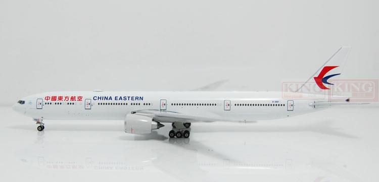 Phoenix 11011 China Eastern Airlines B-2001 1:400 B777-300ER commercial jetliners plane model hobby phoenix 11037 b777 300er f oreu 1 400 aviation ostrava commercial jetliners plane model hobby