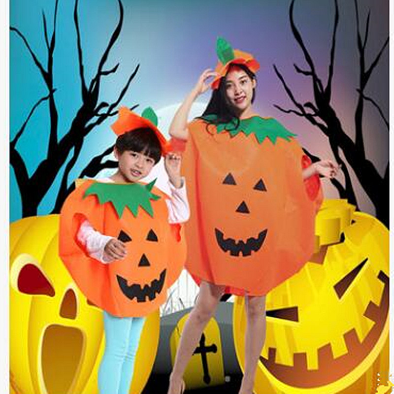 Home 2018 Child Boy Clothing Halloween Party Costumes Toddler Baby Pumpkin Costume Cosplay For Baby Girl Boy Fancy Dress 90-130cm