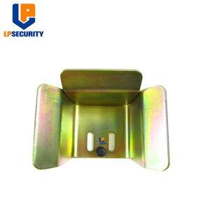 Image 2 - Porta deslizante acessórios de ferragem kit pista rolha rodas rolo guia abridor