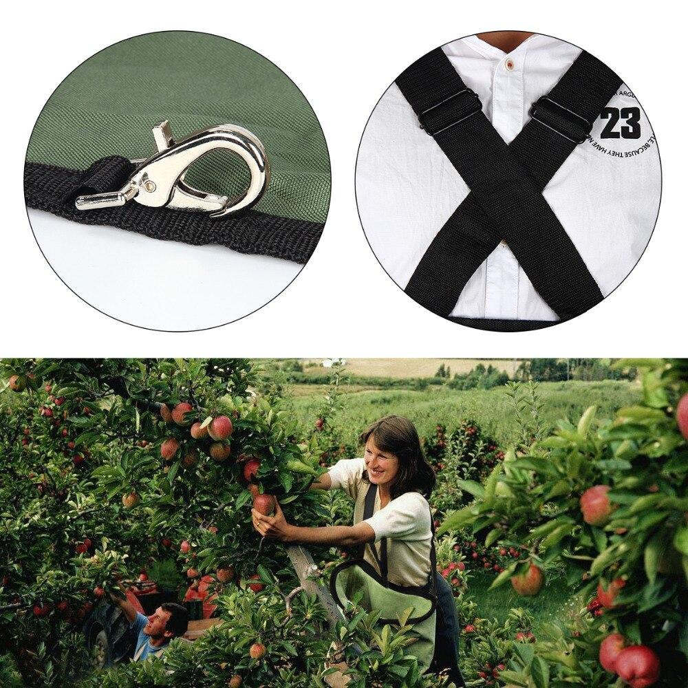 Orchard Fruit Citrus Apple Vegetables Picking Bag picking