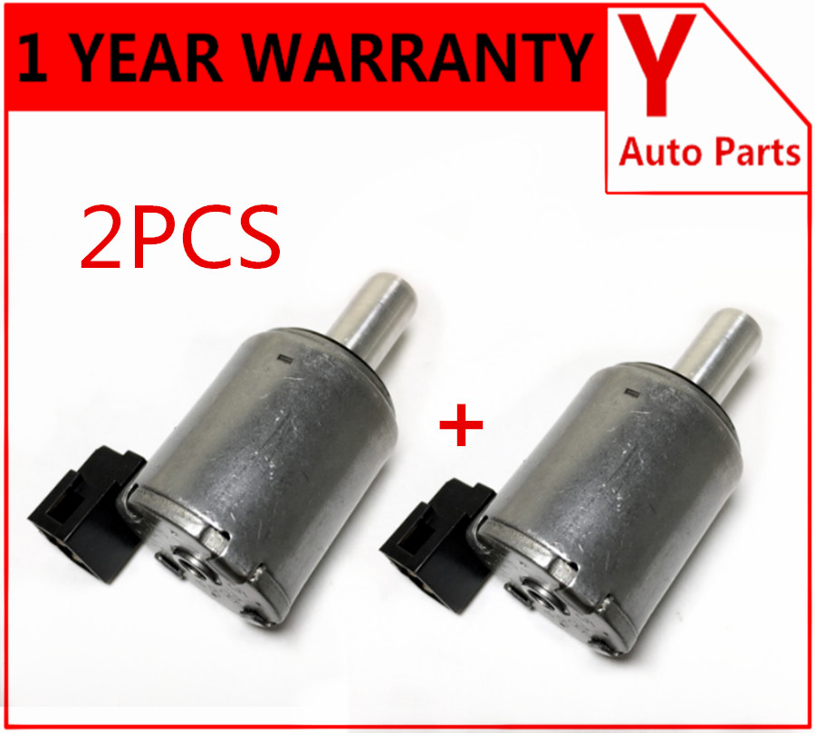 2x Solenoid Valve AL4 DPO 257416 257410 9653760480 for Citroen Berlingo Peugeot for Renault 7701208174 257416