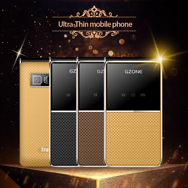 """Dual Display 2.8"""" Handwriting Flip Cover Senior Mobile Phone Extra Slim Light Big Russian Key Black List Cheap Price Two Sim FM"""