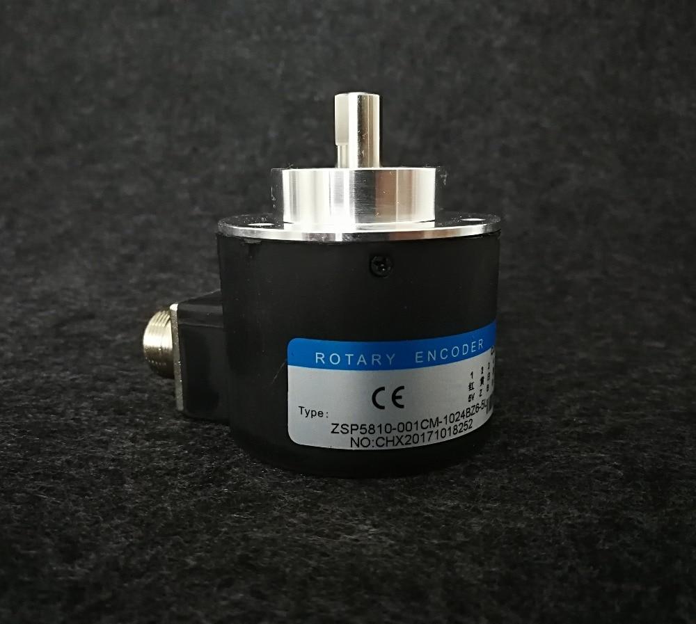 Accessoires de haut-parleur d'encodeur optique de Machine-outil de ISC5810-001G-1000BZ3-5-24F