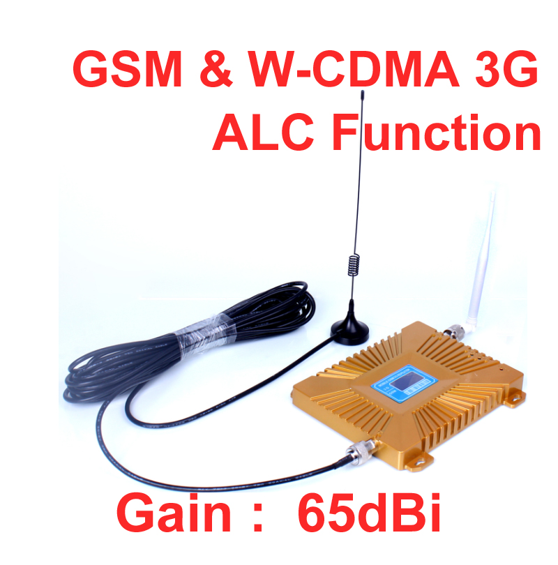 GSM Booster Dual Band GSM900 3G 2100MHz ALC Function Lower Noice Cable Mini Antenna,900mhz Booster Phone Repeater,phone Booster
