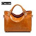 Dividir couro bolsas de luxo do vintage das mulheres mensageiro sacos de alta qualidade designer famosa marca saco de ombro das mulheres do sexo feminino