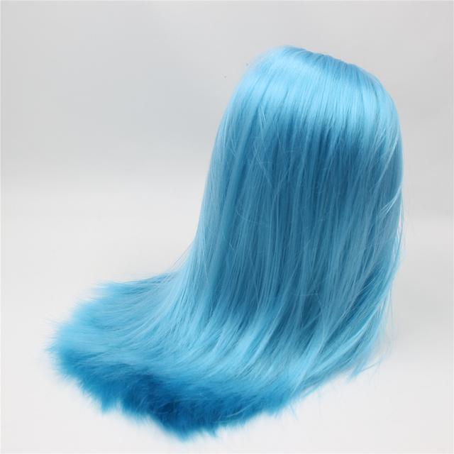 Neo Blythe Doll Scalp Dome Wig Hair