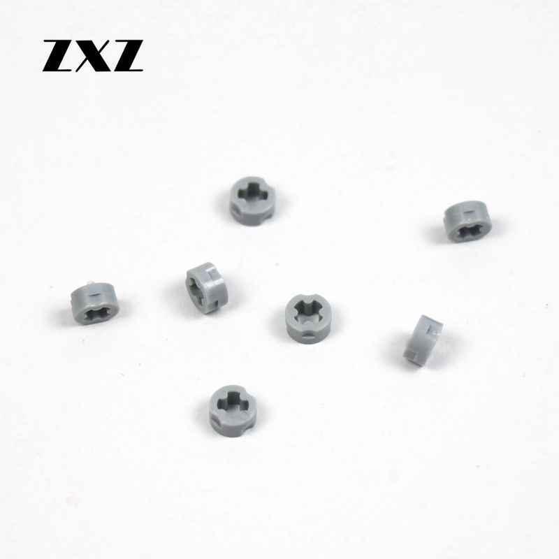 20 ピース/ロット DIY テクニック指向性クロス穴構築キット部品と互換性 Legoes 32123 テクニックレンガ子供のためのギフト